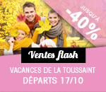 Ventes Flash 17 Octobre