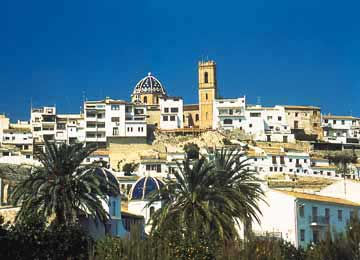 STATION : Altea