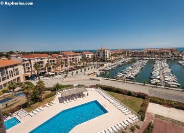 Séjour Argeles-sur-Mer - ARGELES-SUR-MER RESIDENCE PORT ARGELES