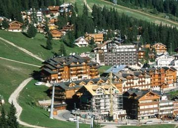 STATION : Courchevel