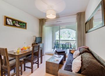les jardins de balnea location vacances loudenvielle peyragudes lagrange. Black Bedroom Furniture Sets. Home Design Ideas