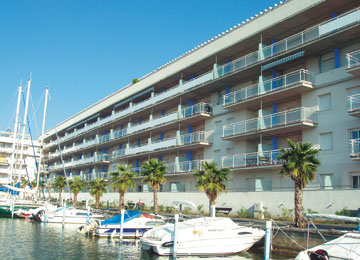 Appartements port canigo location vacances rosas santa - Office de tourisme rosas costa brava ...