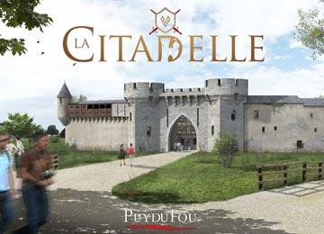 Hôtel La Citadelle 3* - Puy du Fou - 1