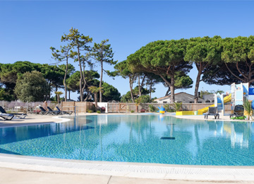 ILE DE RE CAMPING VILLAGE DU SUROIT