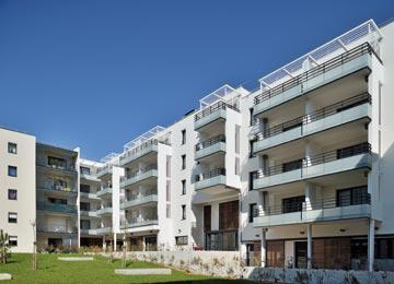 Les balcons de royance location vacances royan lagrange for Hotel appart royan