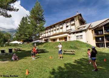 Hotel Club L'Alpazur - 1