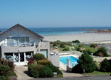 Les terrasses de la plage - 1