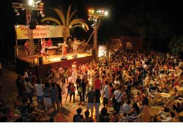 Espagne - Costa Dorada - Vilanova i la Geltru - Camping Vilanova Park