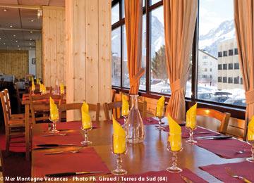 France - Alpes - Les Deux Alpes - Hôtel Club Le Panorama