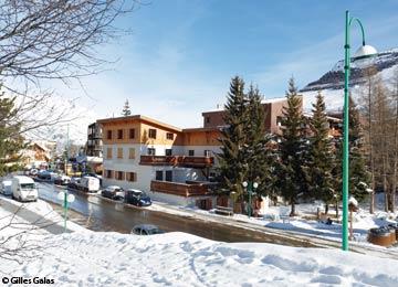 Séjour Les Deux Alpes - LES 2 ALPES L'EDELWEISS