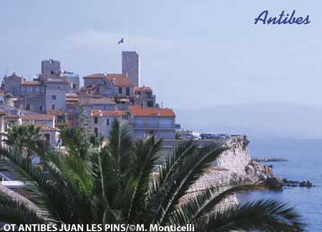 STATION : Antibes - Antibes les Pins