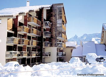 France - Alpes - Auris en Oisans - Résidences Auris en Oisans