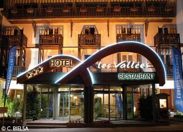 Hôtel Les Vallées 4*