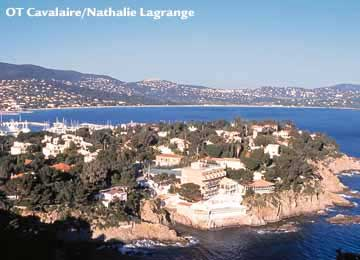 STATION : Cavalaire