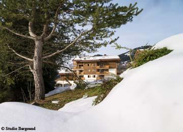 Cgh les Chalets d\'angele - Location vacances Chatel | Lagrange