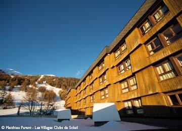 Village Club du Soleil Les Karellis 3*