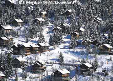STATION : Meribel