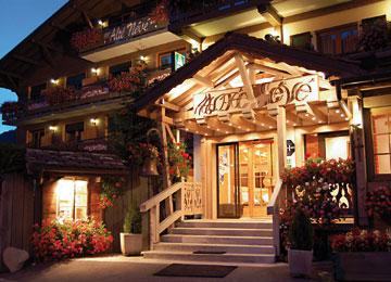 France - Alpes - Morzine - Hôtel Alté Névé