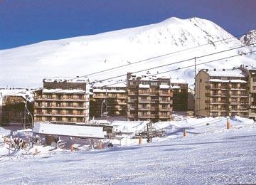Andorre - Pas de la Case - Résidences Frontera Blanca et Paradis Blanc