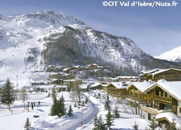 STATION : Val d'Isere