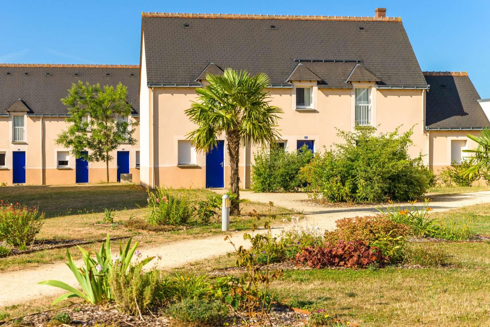 Résidence Les Jardins Renaissance - Location vacances Azay-le-Rideau ...