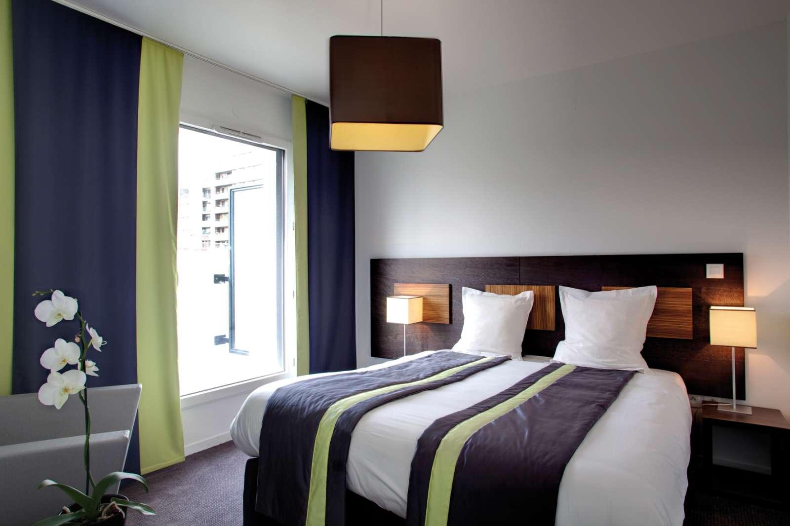 R sidence apart 39 hotel paris boulogne location vacances for Recherche hotel paris