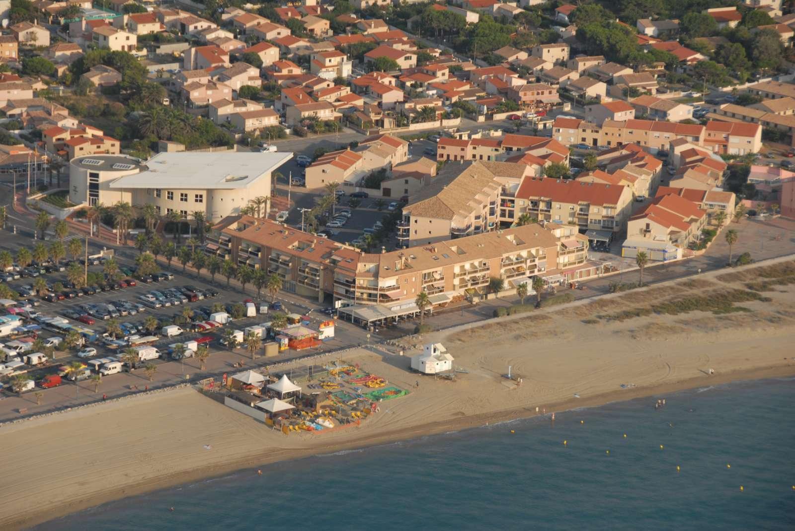 Les residences location vacances sainte marie plage - Office du tourisme sainte marie la mer ...