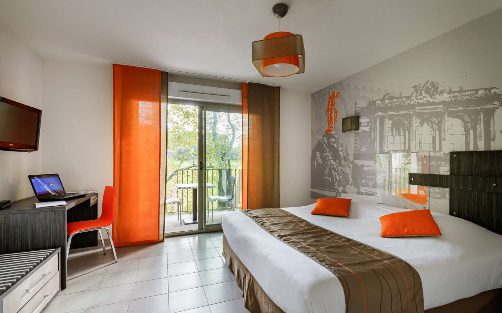 R sidence apart 39 hotel montp millenaire location for Apart city hotel