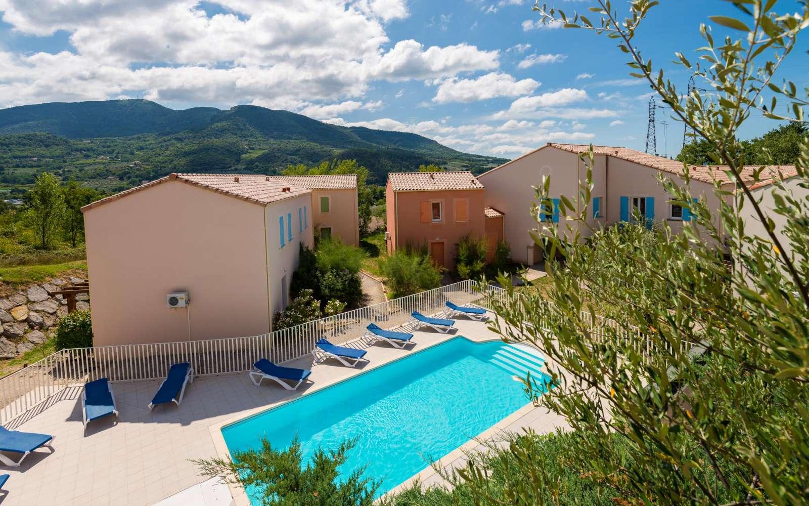 R sidence le domaine de l 39 oliveraie location vacances - Piscine de nyons horaires ...