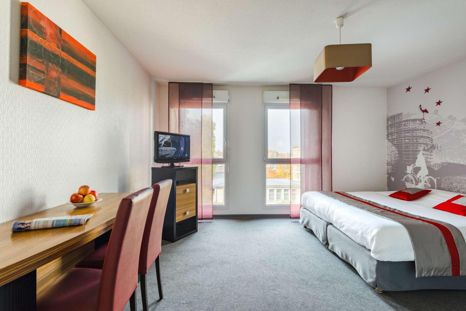 Appart Hotel Lagrange Strasbourg