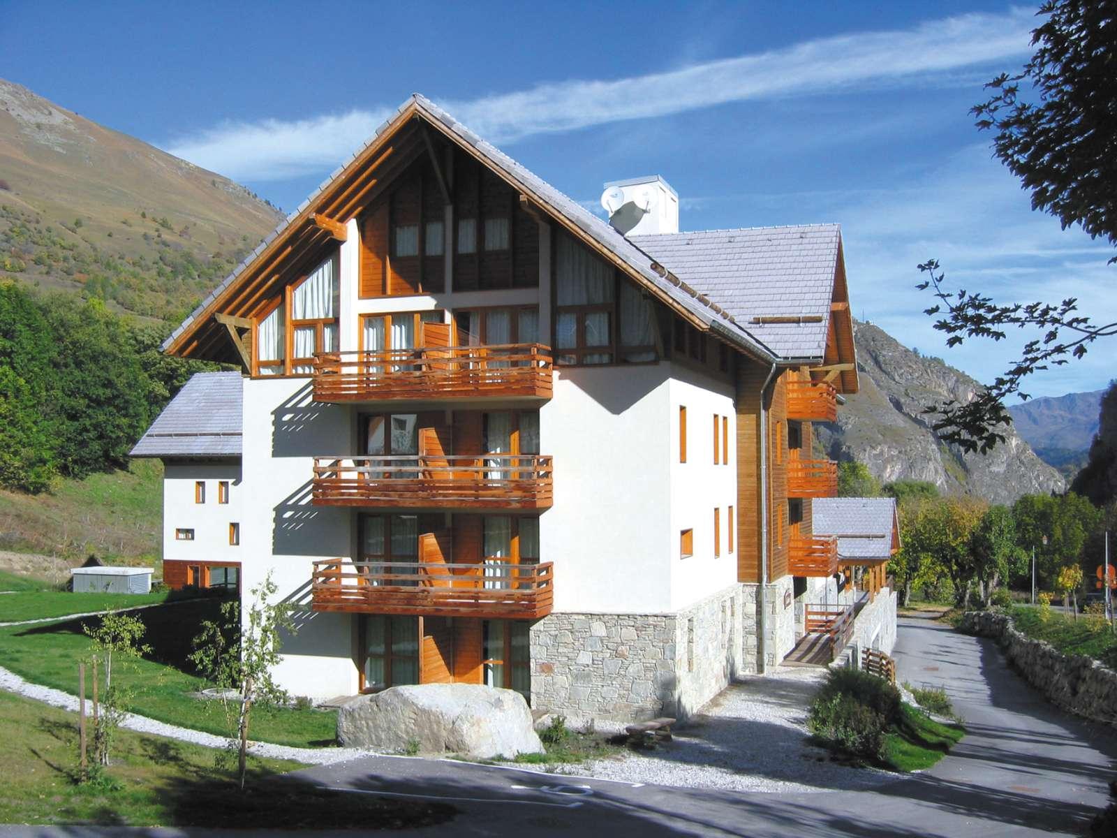 France - Alpes - Valloire - Résidence Lagrange Prestige Les Chalets du Galibier