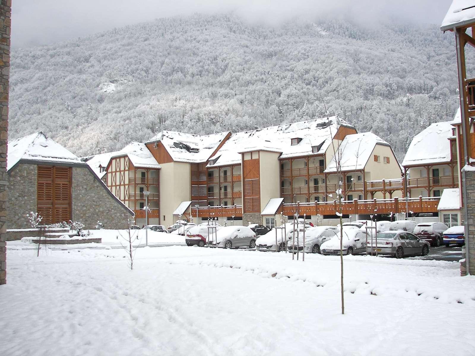 France - Pyrénées - Luchon - Résidence Lagrange Vacances Le Belvédère