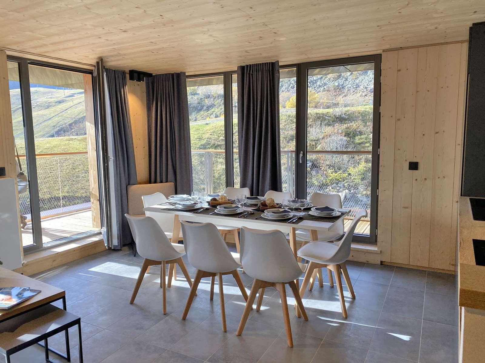 France - Pyrénées - Piau-Engaly - Résidence Lagrange Vacances l'Ecrin de Badet