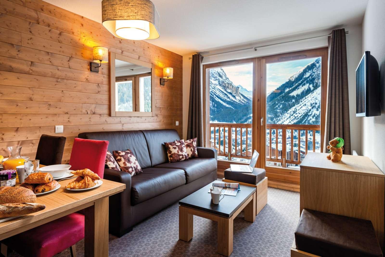 France - Alpes - Pralognan la Vanoise - Résidence Lagrange Vacances Les Hauts de la Vanoise