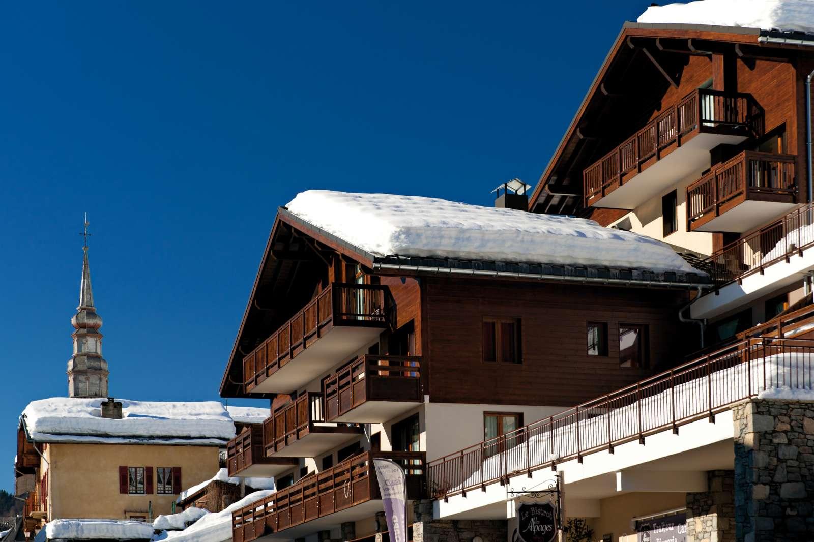 France - Alpes - Les Saisies - Résidence Lagrange Vacances Les Chalets du Mont Blanc