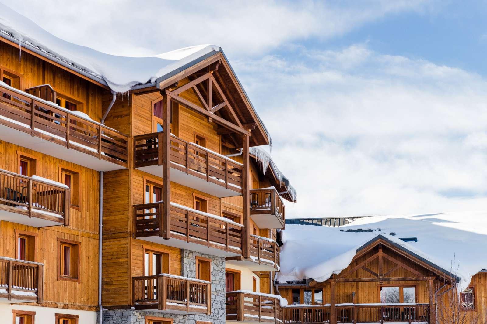 France - Alpes - La Toussuire - Résidence Lagrange Vacances Les Hauts de Comborcière