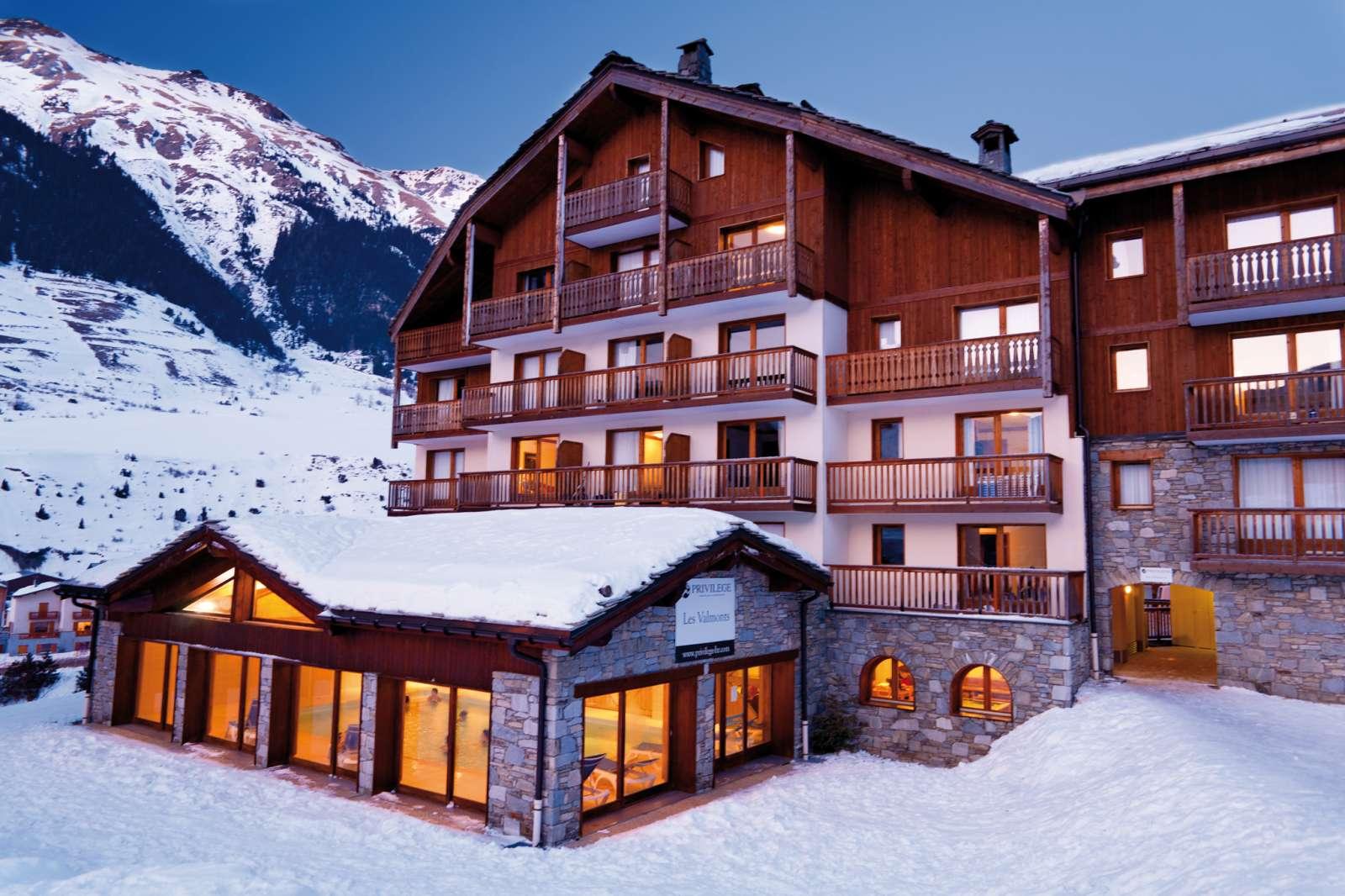 Chalet pas cher ski - val cenis séjour