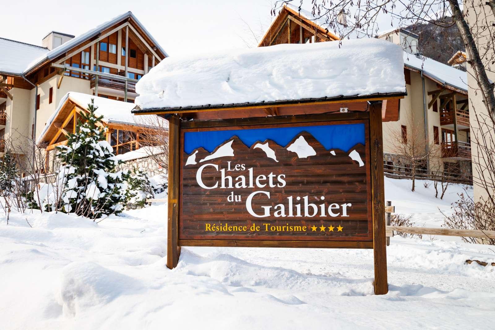 France - Alpes - Valloire - Résidence Lagrange Vacances Les Chalets du Galibier