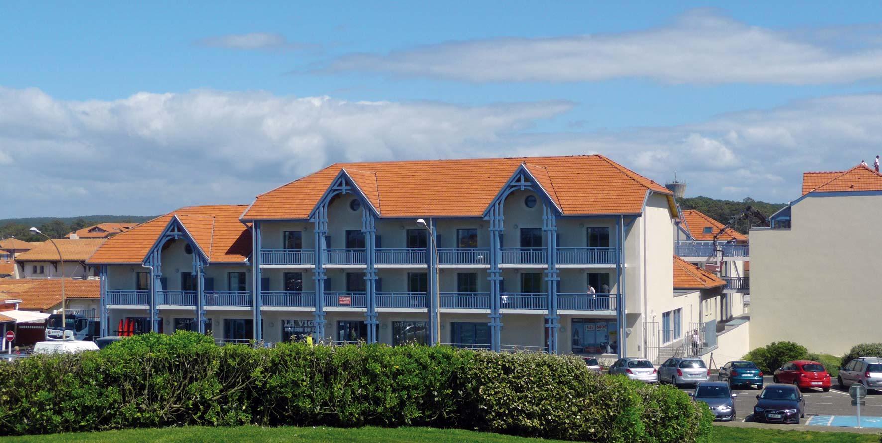 Résidence Les balcons de l'Océan Confort +