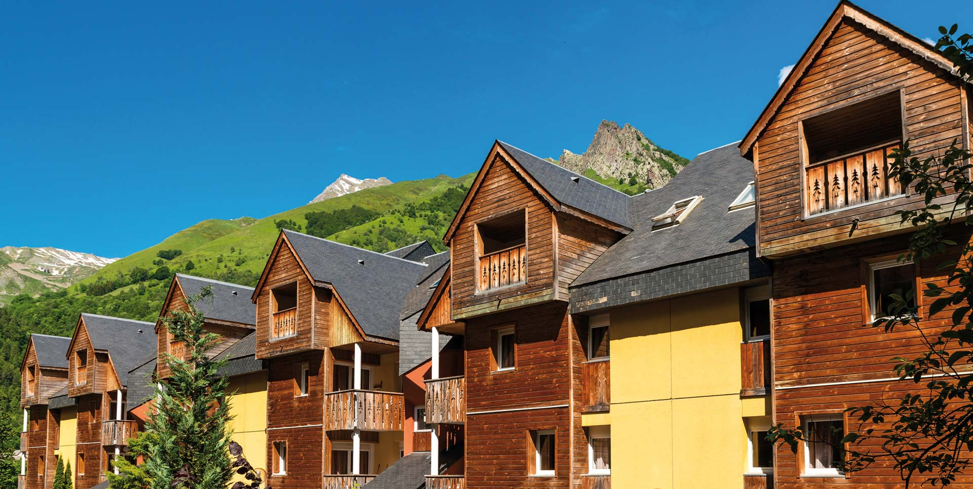 Séjour Hautes-Pyrénées - CAUTERETS LE DOMAINE DES 100 LACS LAGRANGE VACANCES