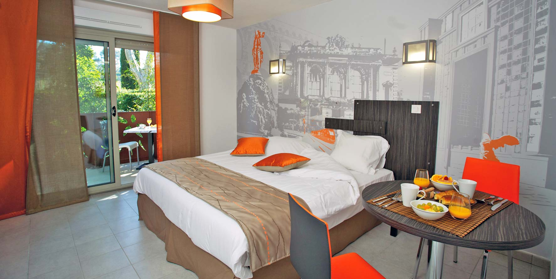 Séjour Montpellier - MONTPELLIER APART'HOTEL MONTP. MILLENAIRE LAGRANGE CITY