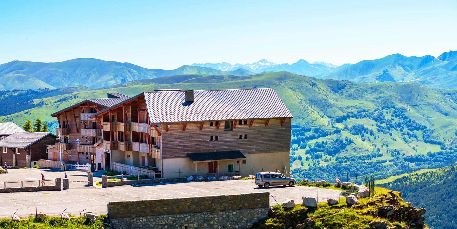 Séjour Midi-Pyrénées - SAINT-LARY - PLA D'ADET LES CHALETS DE L'ADET LAGRANGE VACANCES