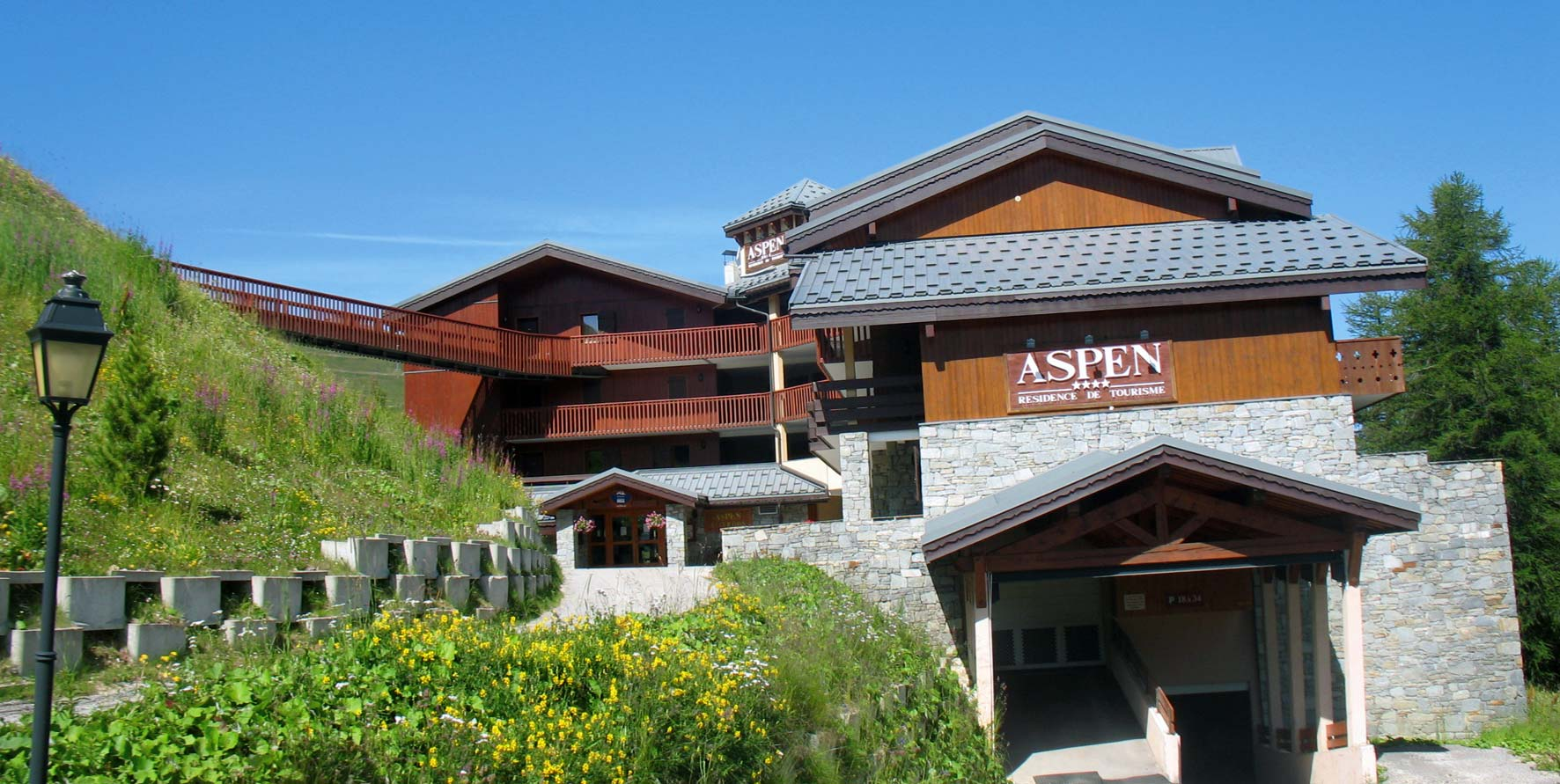 Résidence Aspen - Lagrange Prestige
