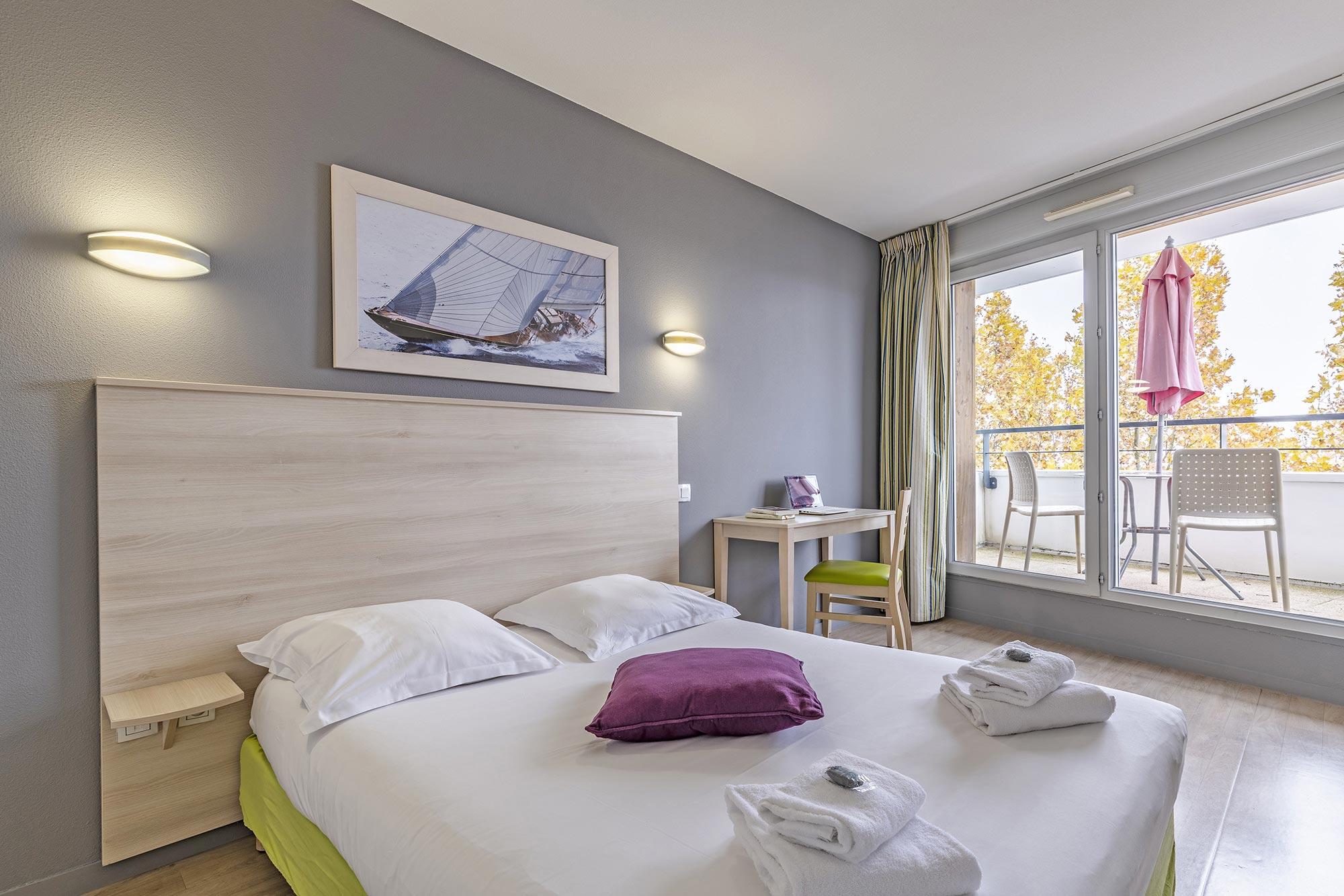 LA ROCHELLE APART'HOTEL L'ESCALE MARINE LAGRANGE VACANCES