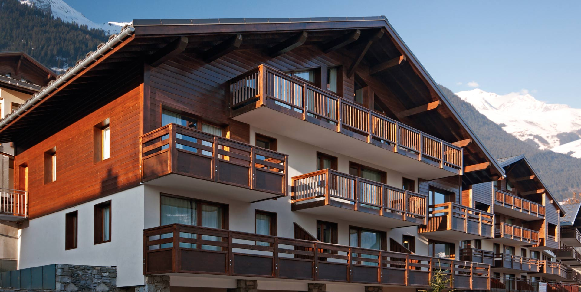 Les Chalets du Mont Blanc Lagrange Confort +