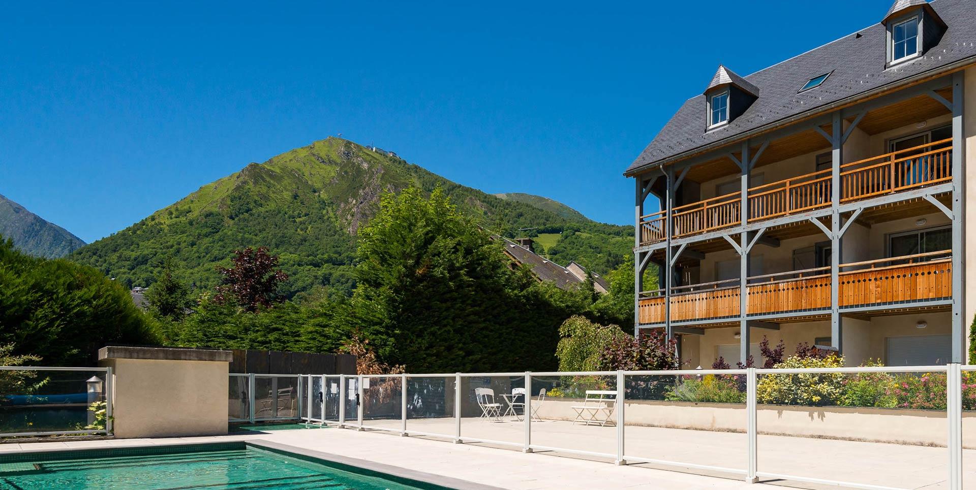 Séjour Hautes-Pyrénées - SAINT-LARY LE CLOS SAINT HILAIRE LAGRANGE VACANCES