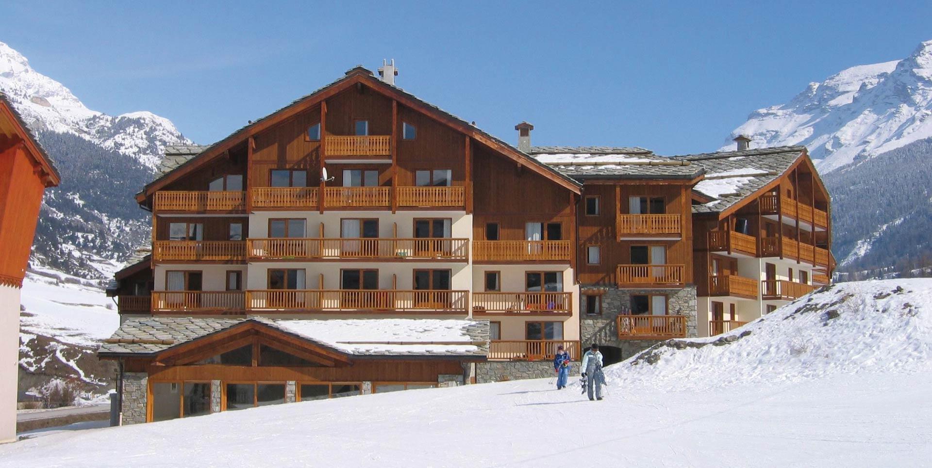 Résidence Lagrange Les Valmonts de Val Cenis 3* - 1